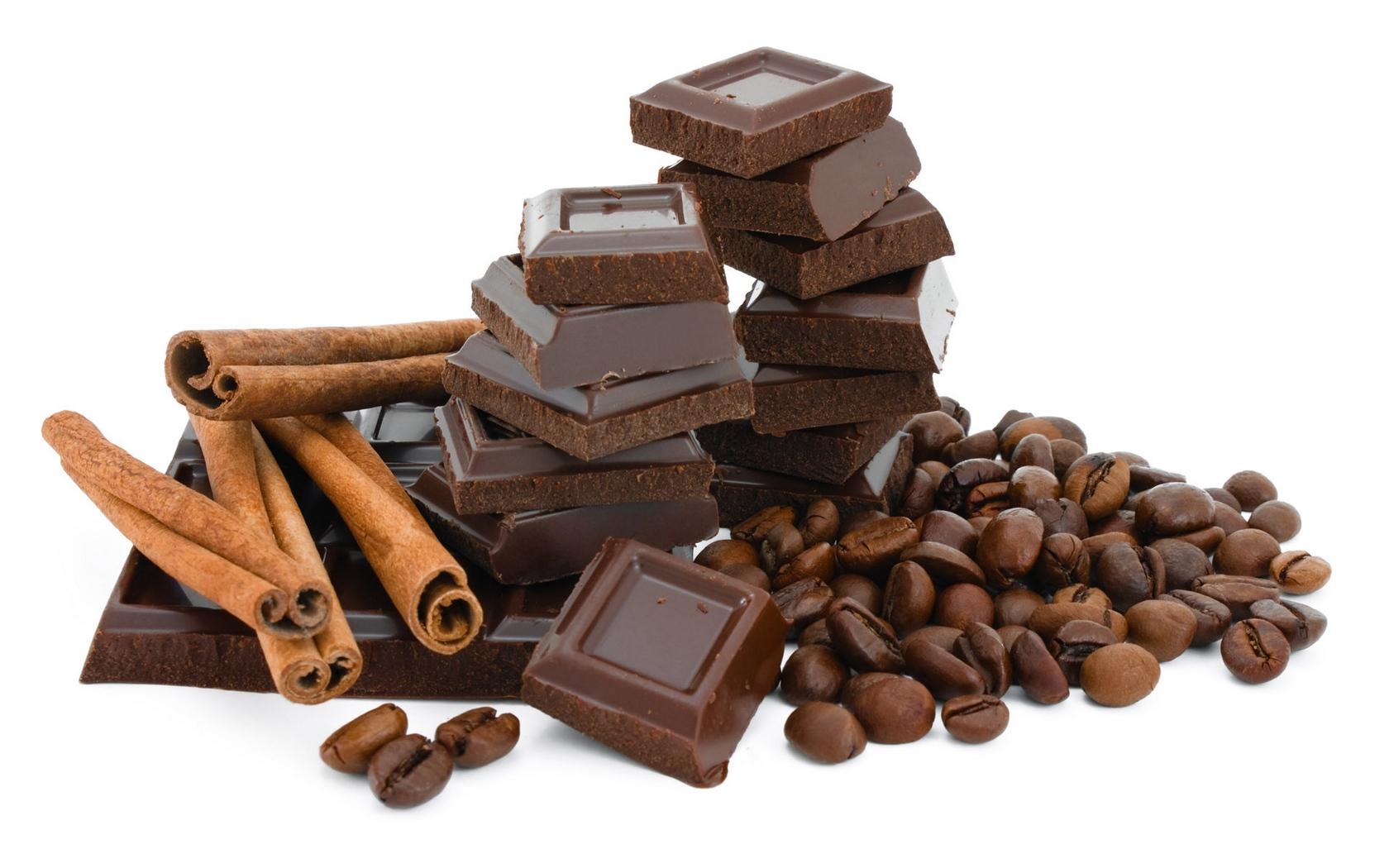 Картинка горький шоколад на прозрачном фоне