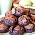 Печенье с посыпкой
