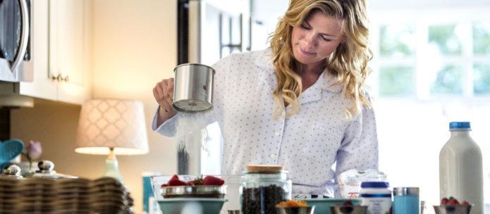 Главная героиня — пекарь-детектив Ханна