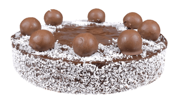 Торт «Баунти» с конфетами