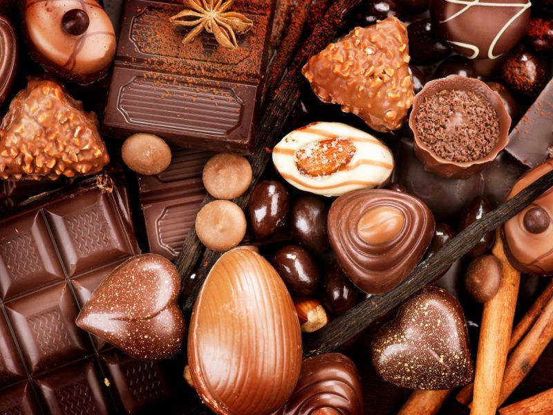 10 самых вкусных в мире плиток шоколада