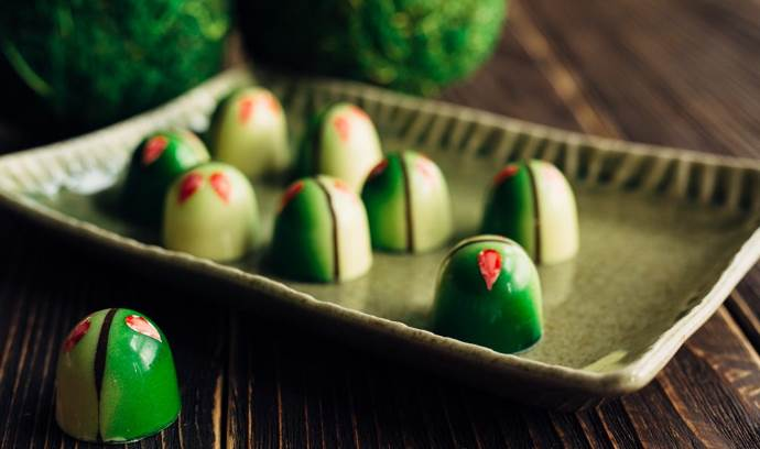 Шоколадные конфеты корпорации Anna Shea Chocolates