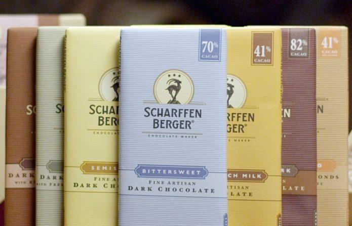 Самый удивительный и разнообразный выбор от Scharffen Berger