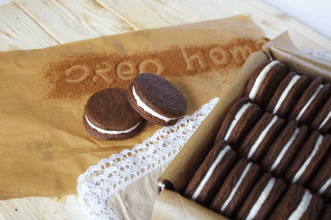 Печенье «Орео» в коробке