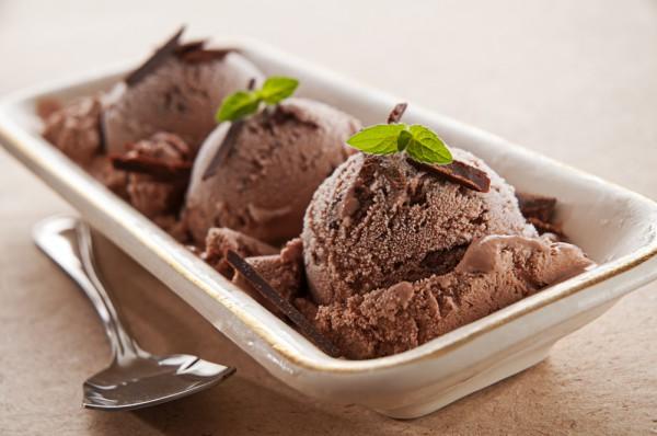 рецепт домашнего шоколадного мороженого