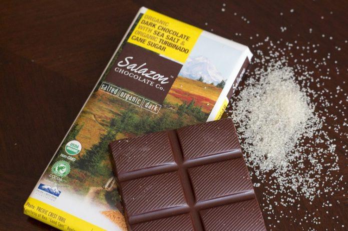 Необычный шоколад фирмы Salazon