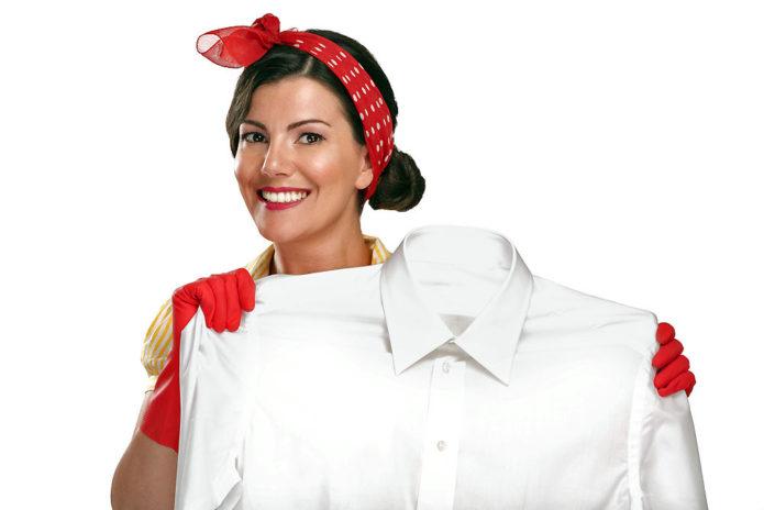 Идеально белая рубашка