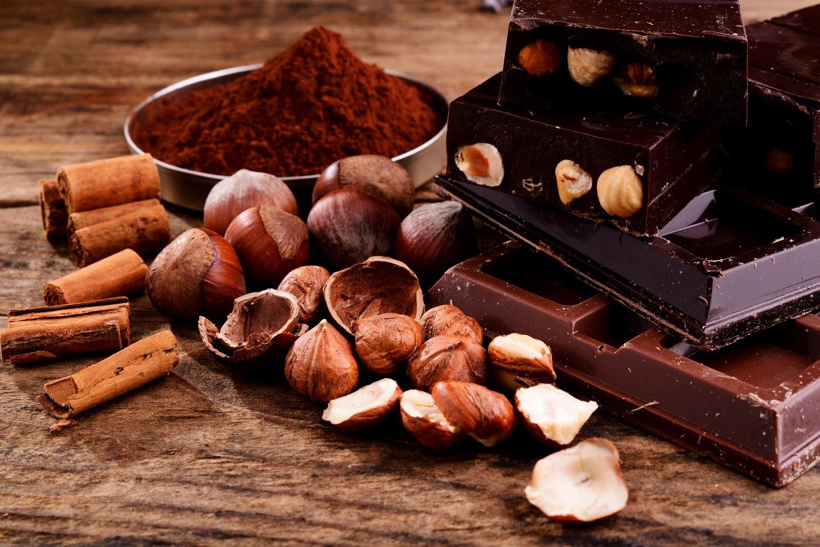 Сколько калорий в шоколаде?