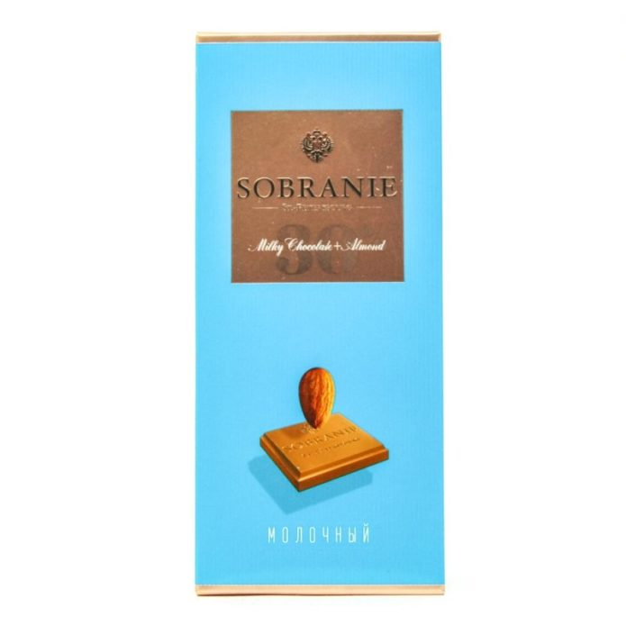 шоколад sobranie
