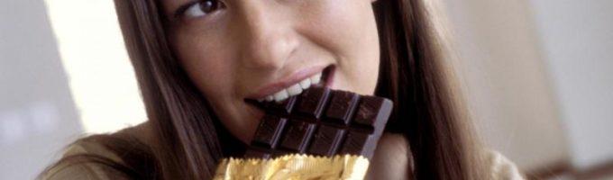 Сколько шоколада в день можно есть