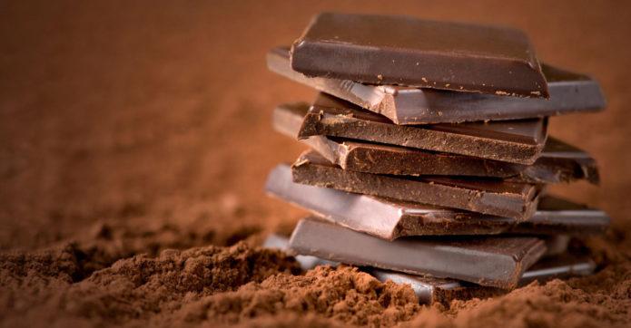 Тёмный шоколад способствует похудению