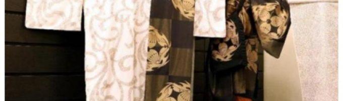 В Японии сшили кимоно из ткани с запахом шоколада