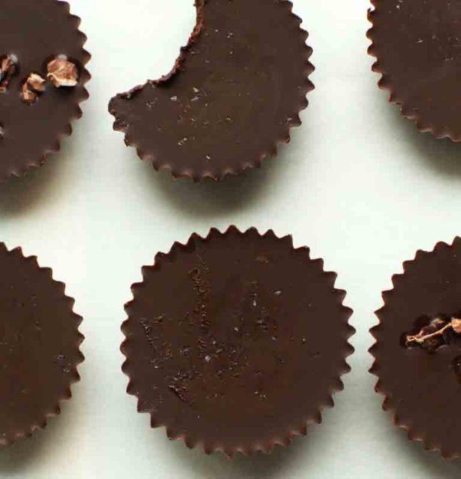 Веганский шоколад своими руками