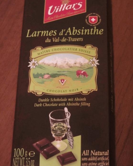 Villars Larmes d'Absinthe