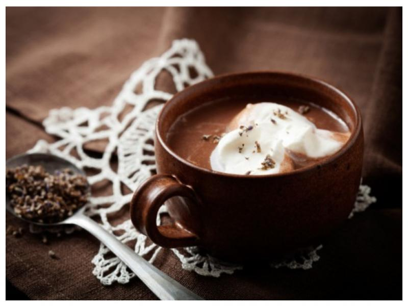 Горячий горячий шоколад