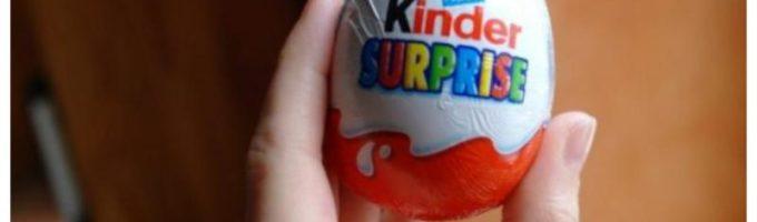 Почему запретили Kinder Surprise в США