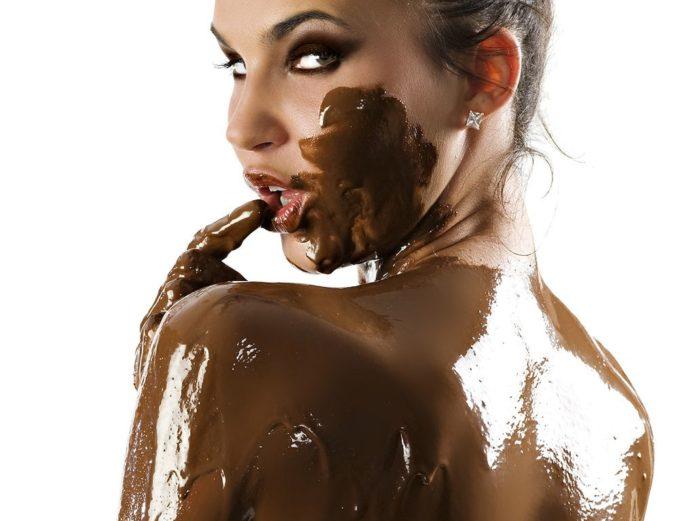 Польза шоколадной ванны