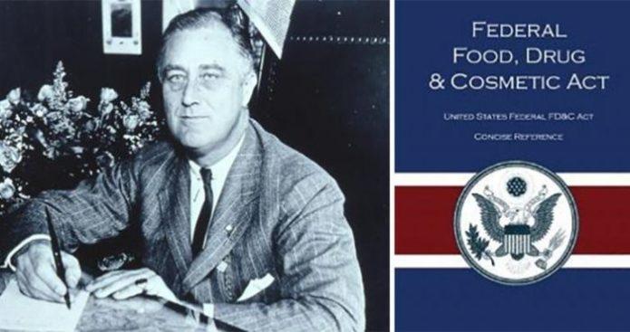Распоряжение Франклина Рузвельта