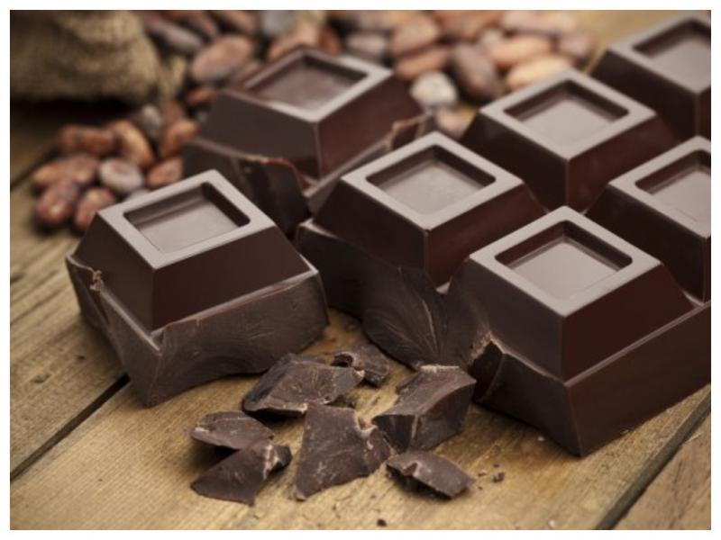 Шоколад поможет вам снизить высокое давление