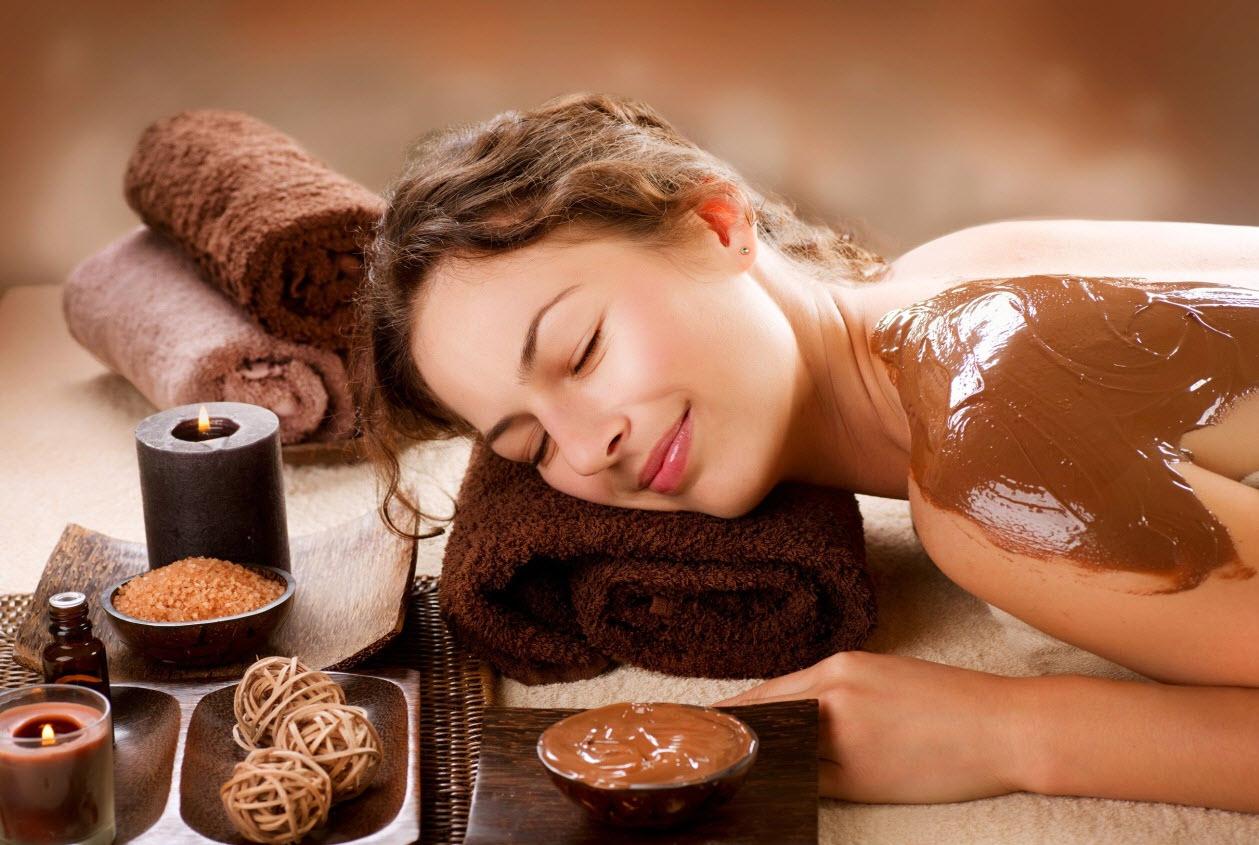 Шоколадное обёртывание: польза и вред