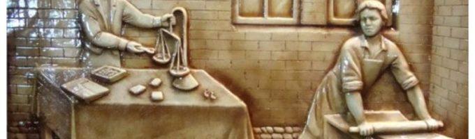 В Петербурге представят копию «Прогулки» Шагала