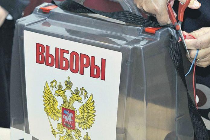 В Подмосковье на выборах подросткам вручат рюкзаки и шоколад
