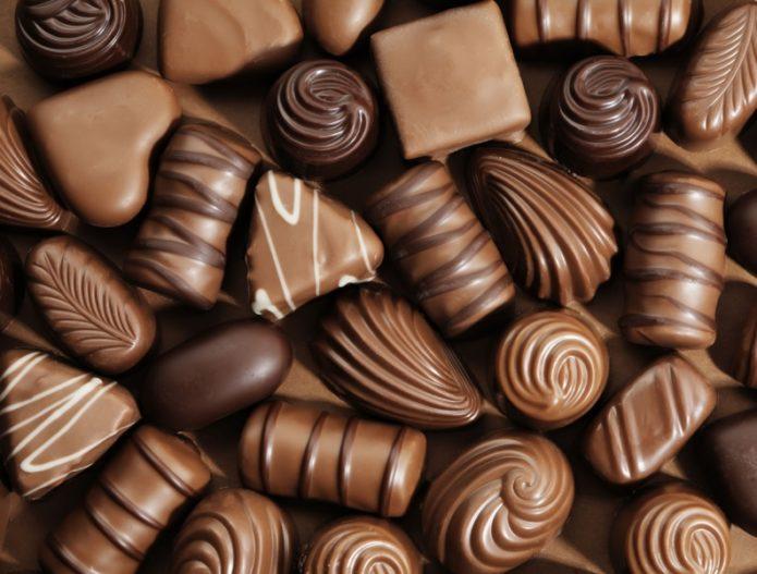 Запрет на шоколад в Литве