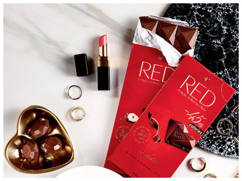 некаллорийный шоколад