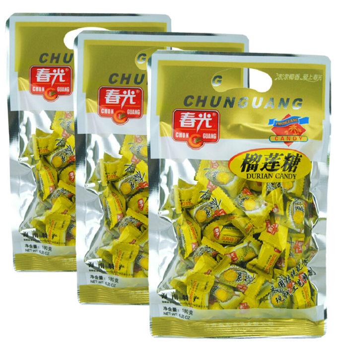Конфеты со вкусом дуриана