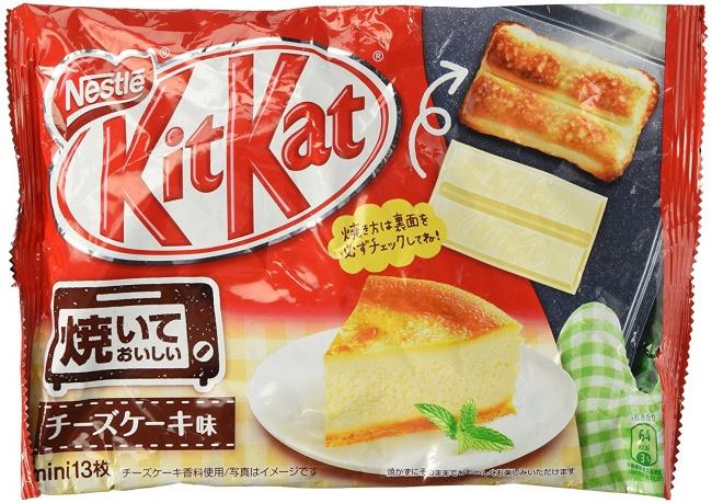 KitKat для выпекания