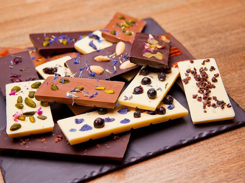 20 шоколадок ручной работы, при виде которых потекут слюнки