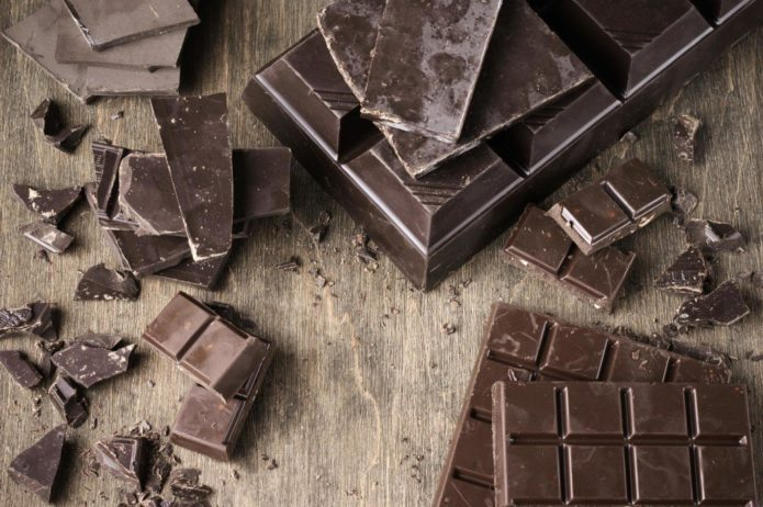 Просроченный шоколад