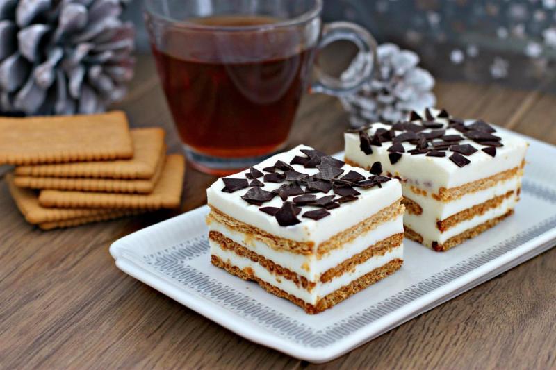 Как приготовить торт из творога без выпечки?