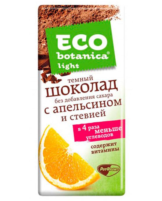 Шоколад Eco-botanica
