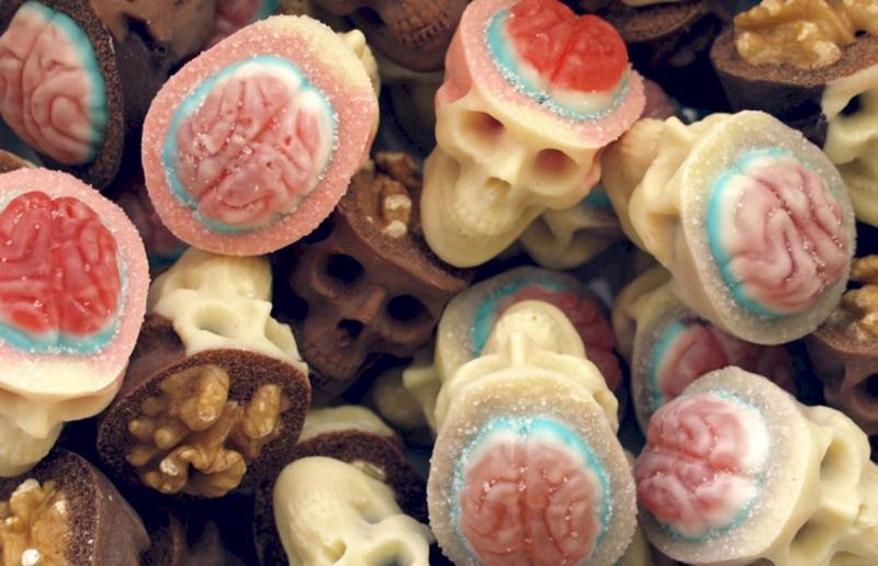 20 очень странных сладостей