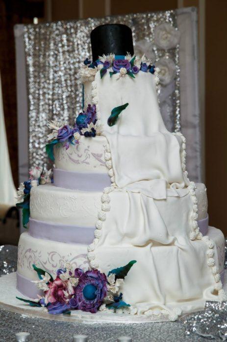 свадебный торт рафаэлло
