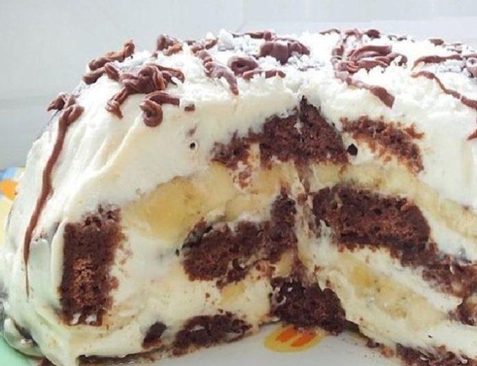Торт «Вдохновение»