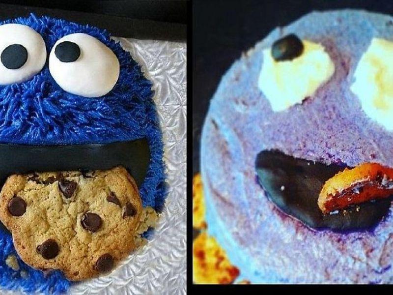 50 неудачных тортов, заставляющих ржать до слёз