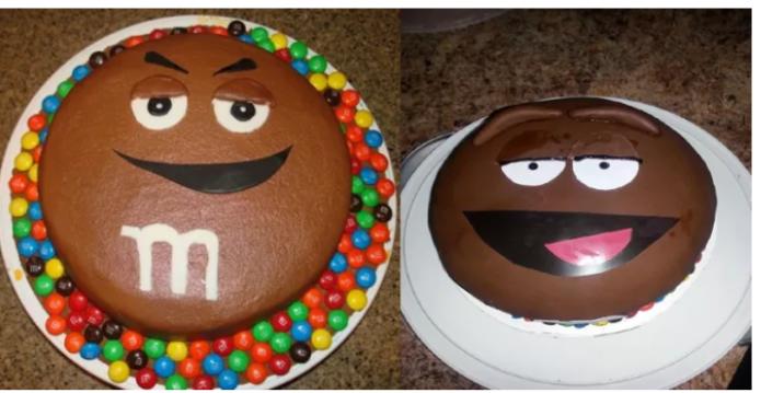 неудачный торт фото