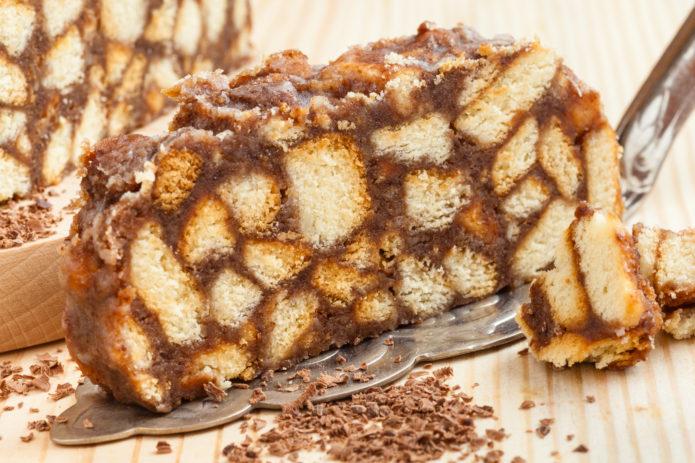торт муравейник без выпечки фото