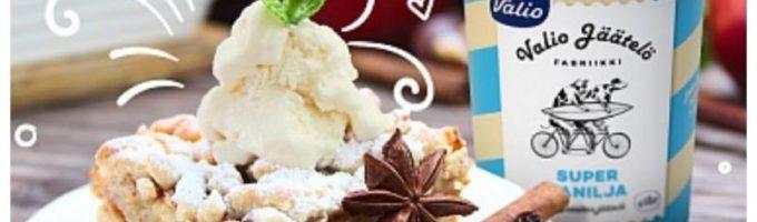 безлактозное мороженое