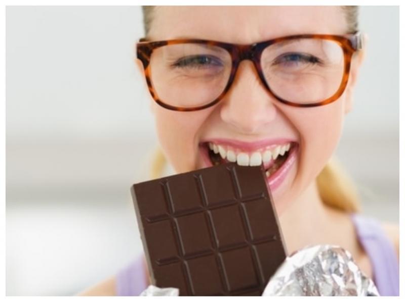 Черный шоколад, отметил новостной портал rsute.ru.