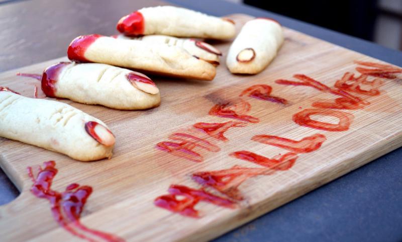 Рецепты сладостей на Хэллоуин