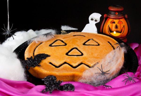 Тыквенный чизкейк на Хэллоуин