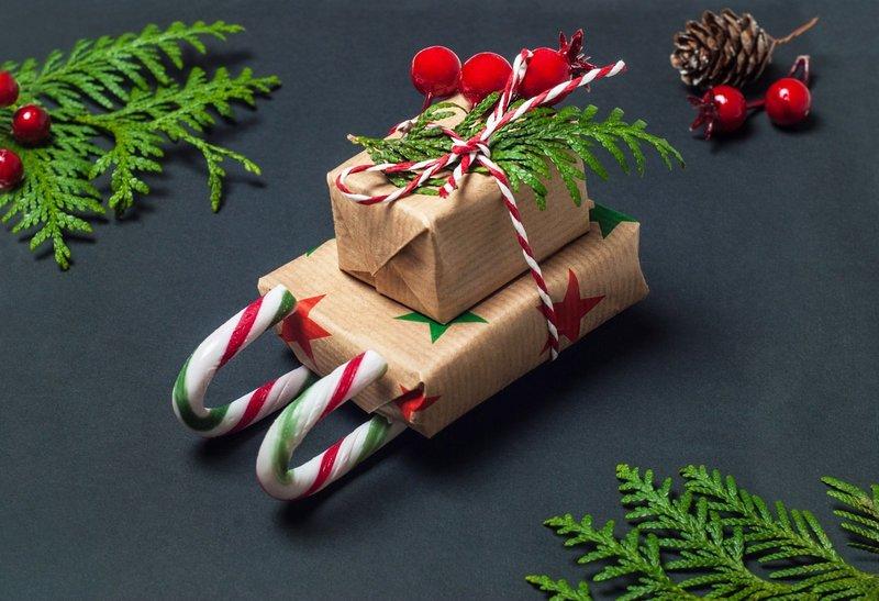 Идеи необычного оформления сладких новогодних подарков