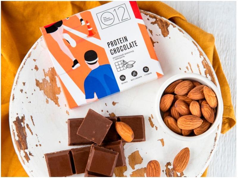 протеиновый шоколад