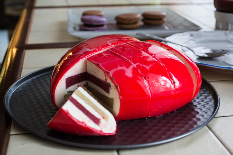Красота внутри, или Необычные начинки у тортов