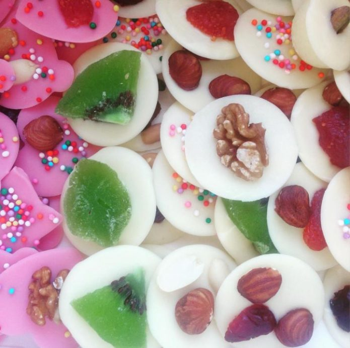 Домашняя конфета