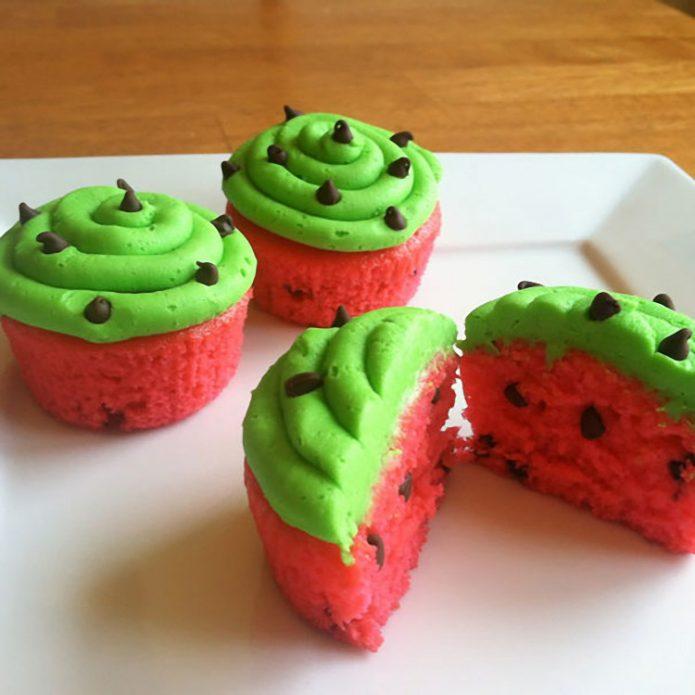 Необычные пирожные