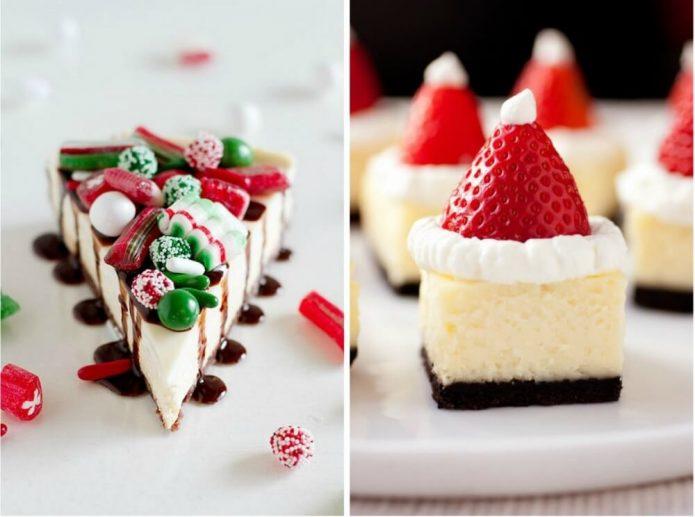 Десерты на Новый год